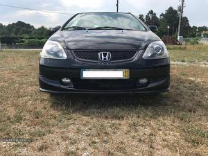Honda Civic sport Fevereiro/05 - à venda - Ligeiros