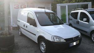 Opel Combo C-Van 1.7 Di Março/03 - à venda - Comerciais /