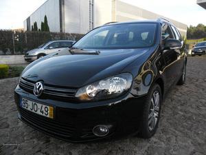 VW Golf Variant VI 1.6 TDI Agosto/10 - à venda - Ligeiros