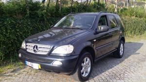 Mercedes-Benz ML .cdi Junho/02 - à venda - Pick-up/