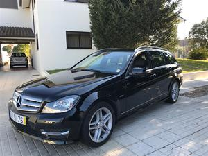 Mercedes-Benz Classe C 220 CDI AMG Avantgarde BE