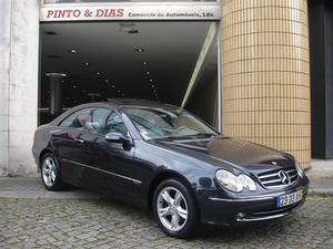 Mercedes-Benz Classe CLK CLK 200 Avantgarde (163cv)
