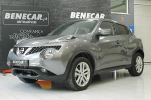 Nissan Juke 1.5 dCi Acenta Connecta