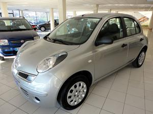 nissan micra 1 2 acenta ac 80cv 5 lug 5p cozot carros. Black Bedroom Furniture Sets. Home Design Ideas