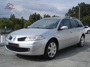 Renault Mégane Break 1.5 dCi SE Exclusive (105cv) (5p)