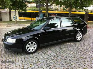 Audi A6 Avant 1.9TDI 130cv Janeiro/03 - à venda - Ligeiros