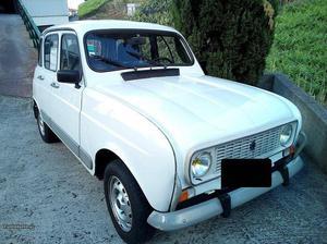 Renault 4 GTL Março/90 - à venda - Ligeiros Passageiros,