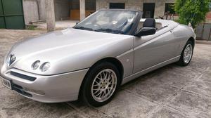 Alfa Romeo Spider cabrio Agosto/01 - à venda -