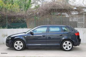 Audi A3 2.0 TDI Sportback Novembro/04 - à venda - Ligeiros