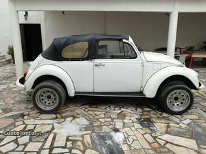 VW Carocha Cabrio Dezembro/80 - à venda - Ligeiros