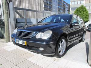 Mercedes-Benz Classe C C220 CDI AVANTGARDE 143 CV