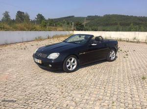 Mercedes-Benz SLK 200 Kompressor Março/01 - à venda -