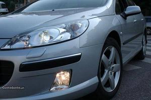 Peugeot 407 SW 2.0 HDI NAVTEC Junho/05 - à venda - Ligeiros
