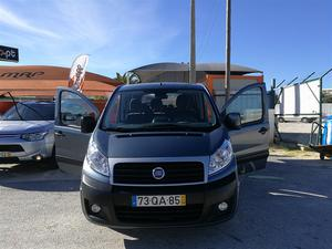 Fiat Scudo 2.0 Multijet Longo - Panorama