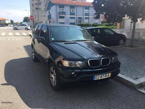 BMW X5 Gpl Novembro/01 - à venda - Monovolume / SUV, Porto