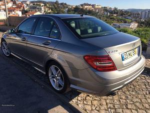 Mercedes-Benz C 220 Avantgarde AMG Outubro/11 - à venda -