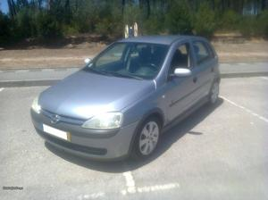 Opel Corsa 1.2 Enjoy - AC Maio/03 - à venda - Ligeiros