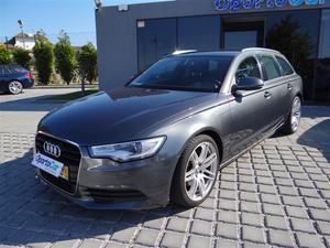 Audi A6 Avant 3.0 TDi V6 S-line Multitronic (204cv)