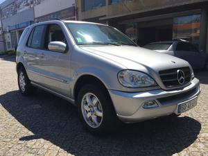 Mercedes-Benz Classe M ML 270 CDi Inspiration (163cv)