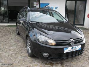 VW Golf Variant 1.6 TDi Agosto/10 - à venda - Ligeiros