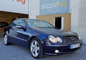 Mercedes-Benz Classe CLK CLK 500 Avantgarde (306cv)