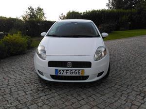 Fiat Grande Punto  multijet 75cv Fevereiro/08 - à venda