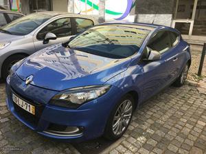 Renault Mégane 1.5 DCI (110 CV) Coupe gtline Fevereiro/11 -