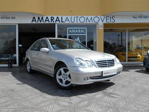 mercedes benz classe c 200 cdi avantgarde carrinha manual cozot carros. Black Bedroom Furniture Sets. Home Design Ideas