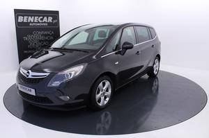 opel zafira 17 cdti 125cv cosmo manual diesel cozot carros. Black Bedroom Furniture Sets. Home Design Ideas