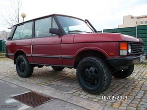 Land Rover Range Rover 2.5 TDI (200) Fevereiro/93 - à venda