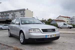 Audi A6 2.5 TDI AVANT Dezembro/00 - à venda - Ligeiros