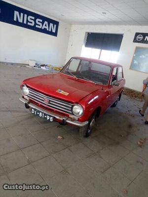 Outras marcas Datsun 100 coupe. Abril/80 - à venda -