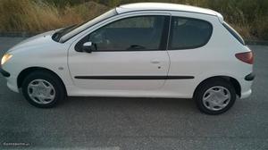 Peugeot 206 hdi Novembro/03 - à venda - Comerciais / Van,