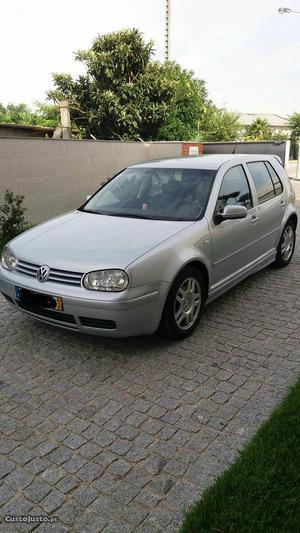 VW Golf 1.9 tdi 25 anos Janeiro/01 - à venda - Ligeiros