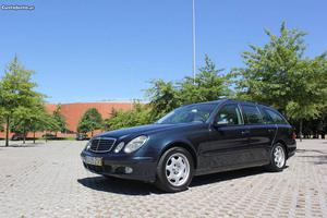 Mercedes-Benz E 220 CDI Fevereiro/04 - à venda - Ligeiros