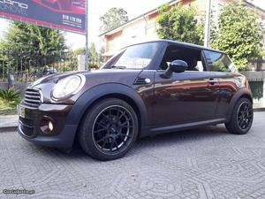 MINI Cooper 112cv Hot Chocolate Dezembro/11 - à venda -
