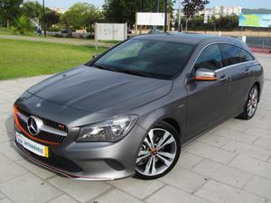 Mercedes-Benz Classe CLA 200 CDi AMG Line Aut. (136cv)