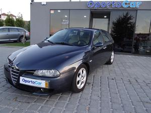 alfa romeo 156 sw 1 9 jtd 16v 140cv manual diesel cozot carros. Black Bedroom Furniture Sets. Home Design Ideas