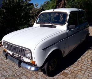 Renault 4 GTL Junho/87 - à venda - Ligeiros Passageiros,