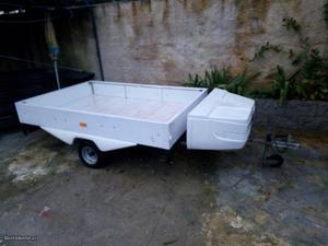 Atrelado tenda Janeiro/02 - à venda - Autocaravanas, Aveiro