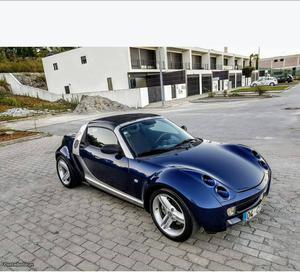 Smart Roadster Cabrio Maio/03 - à venda - Descapotável /