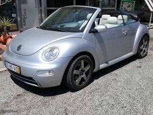 VW New Beetle Cabriolet cabriolet Maio/03 - à venda -