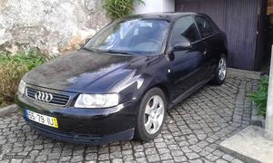 Audi A3 1.8 turbo 3portas Agosto/97 - à venda - Ligeiros