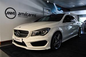 Mercedes-Benz Classe CLA 200 CDi AMG Line (136cv) (4p)