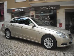 Mercedes-Benz Classe E E 350 CDi Elegance 4-Matic