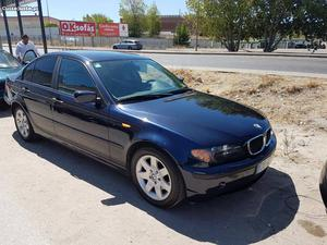 BMW 320 bmw 320d 150cv M6 Julho/04 - à venda - Ligeiros