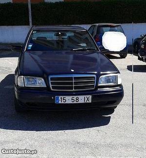Mercedes-Benz C  gasolina/GAS Setembro/97 - à venda