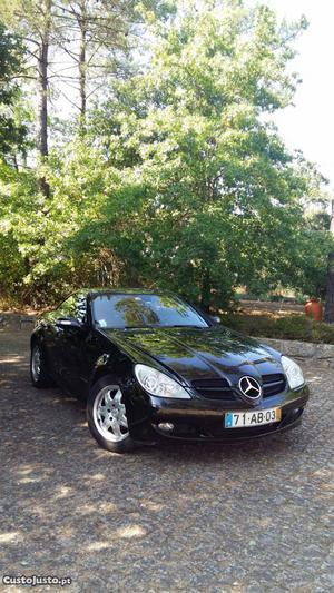 Mercedes-Benz SLK 200 Kompresor Junho/05 - à venda -