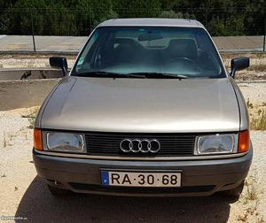 Audi 80 Gás Outubro/89 - à venda - Ligeiros Passageiros,