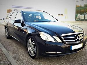 Mercedes-Benz E 200 cdi AMG  Novembro/11 - à venda -